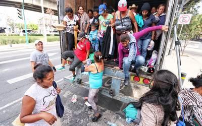 Incrementa violación de derechos humanos contra mujeres migrantes: Activistas - El Heraldo de Chiapas   Noticias Locales, Policiacas, sobre México, Chiapas y el Mundo