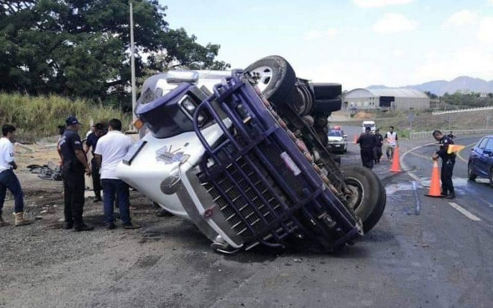 La curva del Diablo terror de los traileros - Noticias Locales, Policiacas,  sobre México y el Mundo | Diario del Sur | Chiapas
